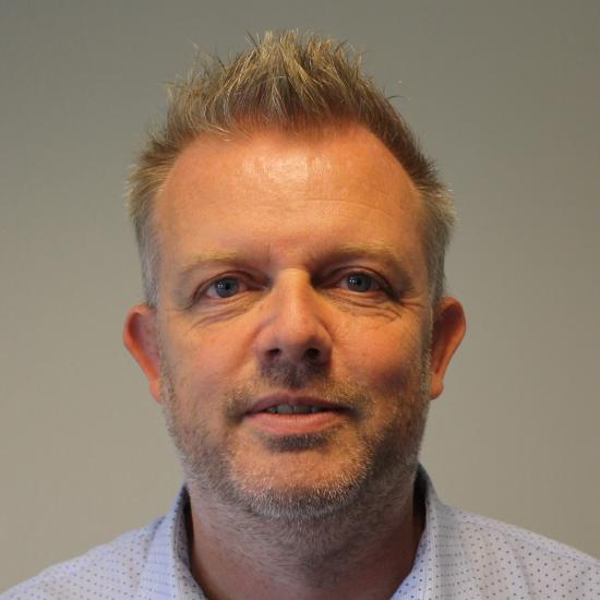 Sander Gieszen - Financieel directeur